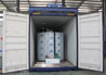 20 foot containerized flake ice machine